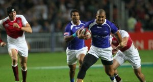 Samoa wants a second place finish in the series. Photo: IRB
