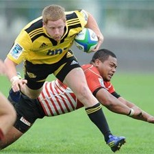 The Hurricanes Development side scored 11 of the 18 tries on Sunday. Photo: IRB