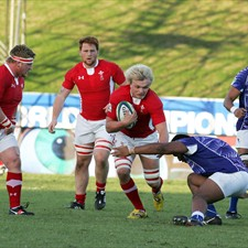 Wales will play Samoa in the opener of the JWC. Photo: IRB