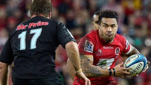 Digby Ioane will head to Paris at the end of the year. Photo: Getty Images