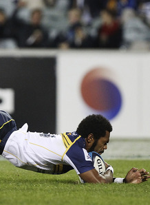Henry Speight won't dwell on selection for the Wallabies. Photo: Planet Rugby