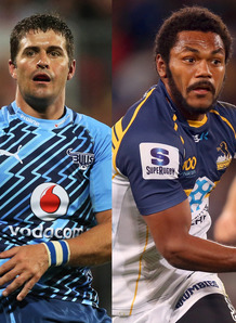 Steyn, Speight made the top picks for week 11 in Super Rugby. Photo: Planet Rugby
