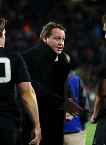 Hansen previously coached Wales. Photo: Planet Rugby