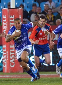 Boost for Pacific Island rugby if a team of islanders is formed for super rugby. Photo: Planet Rugby