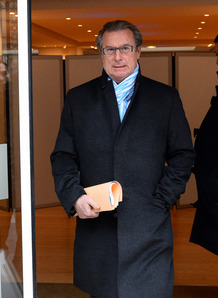 Racing Metro owner Jackie Lorenzetti stormed out of the meeting. Photo: Planet Rugby