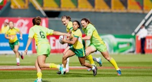 The Brazil women's and men's teams automatically qualify as hosts of the Olympics. Photo: IRB