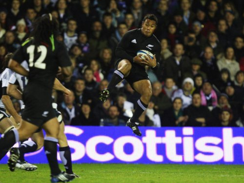 Anthony Tuitavake could be in Tongan colours in RWC next year. Photo: Skysports