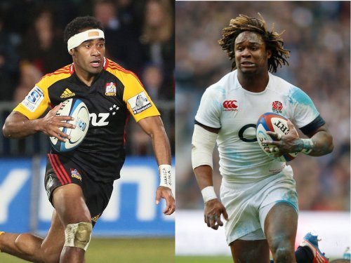 Tikoirotuma, Yarde will be a new wings combination for the Quins. Photo: Skysports