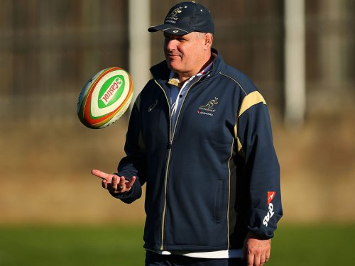 Ewen McKenzie believes the Aussies can beat the All Blacks next month. Photo: Skysports