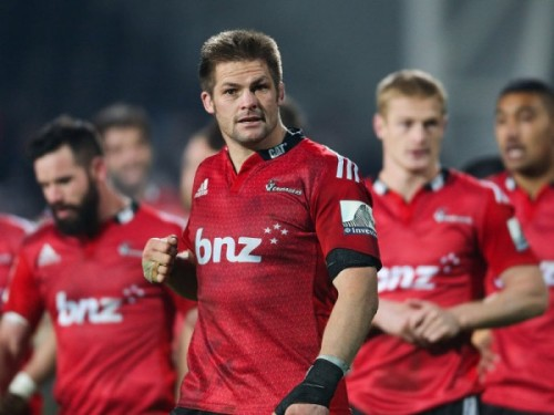 Skipper Richie McCaw will start for the Crusaders against the Sharks. Photo: Skysports
