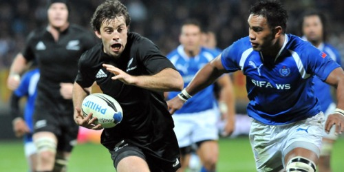 The All Blacks match against Samoa in Apia will be a dream come true for most Samoans. Photo: NZ Herald