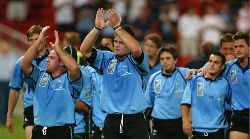 Uruguay last took part in the 2003 RWC in Australia. Photo: IRB