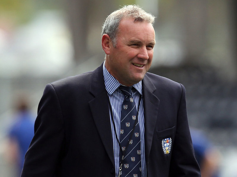 Wayne Pivac coached the Flying Fijians from 2004 to 2007. Photo: Skysports