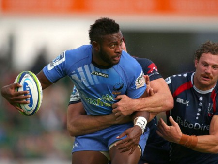 Solomone Rasolea signs with Force for another two years. Photo: Skysports