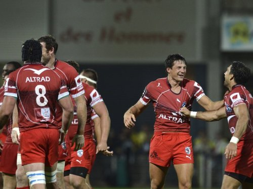 Trinh-Duc stayed calm to pull Montpellier through. Photo: Skysports