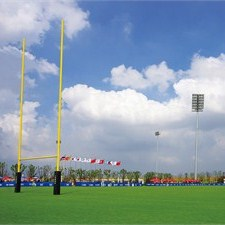 The Nanjing Sports Rugby Park Field where the rugby sevens matches is held. Photo: IOC