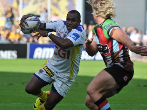 Sivivatu maybe out for three months. Photo: Planet Rugby