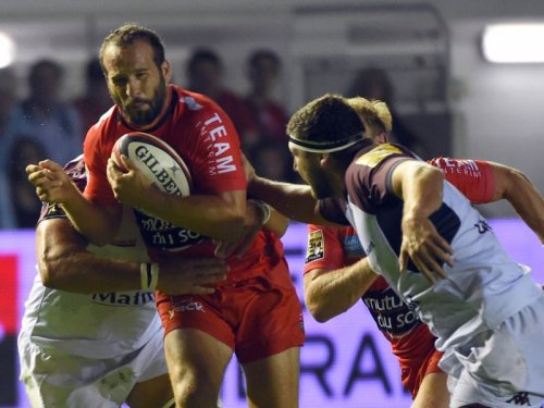 Michalak kicked six penalties for Toulon. Photo: Skysports