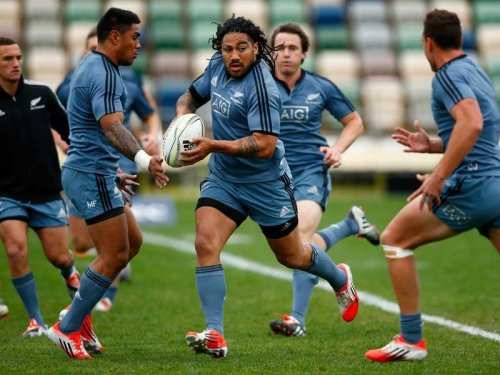 Ma'a Nonu is linked to a move to Toulon in the French Top 14 competition. Photo: Skysports