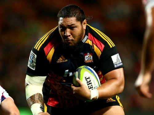 Chiefs prop Ben Tameifuna charges forward. Photo: Skysports