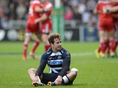 """""""I'll keep on working harder,"""" says snubbed Cipriani. Photo: Planet Rugby"""