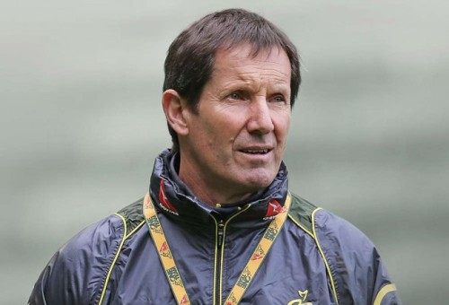 Robbie Deans in Wallabies training gear (Photo: Supplied)