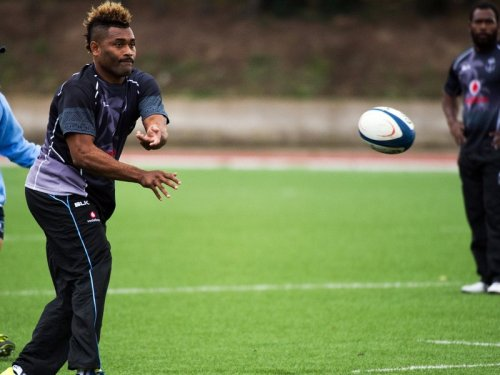 Talebula will be Fiji's fullback against France. Photo: Planet Rugby