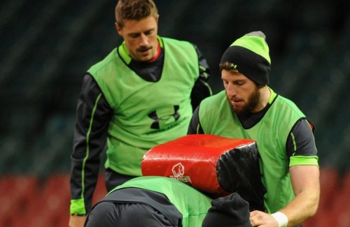 Brought in: Priestland, Tipuric. Photo: Planet Rugby