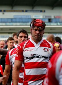 Disappointed . . . Tom Palmer. Photo: Planet Rugby