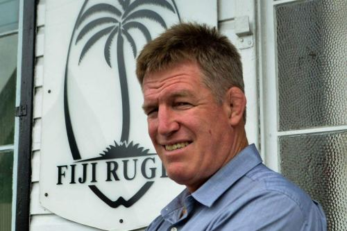 Flying Fijians coach John McKee . . . a big mountain to climb