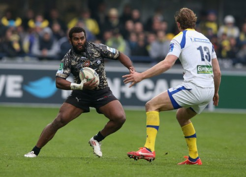 Nagusa has been plying his trade in the French Top 14 competition since 2010 for Montepellier. Photo: Zimbio