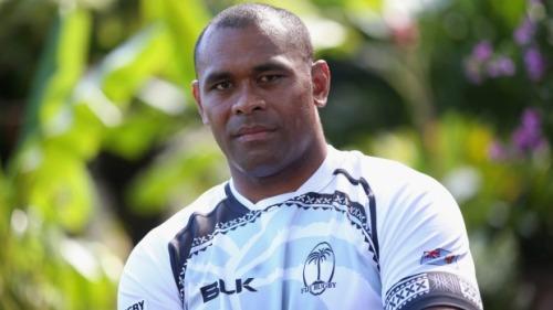 Fiji skipper Akapusi Qera, we're ready for England. Photo: David Rogers/Getty Images