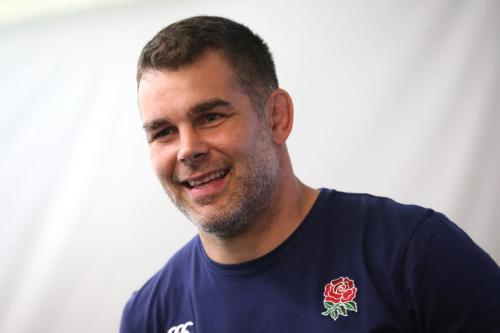 Nick Easter called up to replace Billy Vunipola for England in the Rugby World Cup. Photo: World Rugby