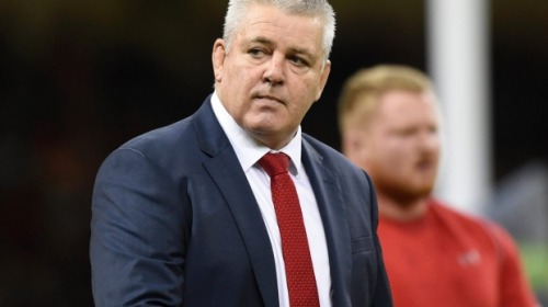They (England) are not 100 percent sure of where they are going, says Welsh coach Warren Gatland. Photo: SMH