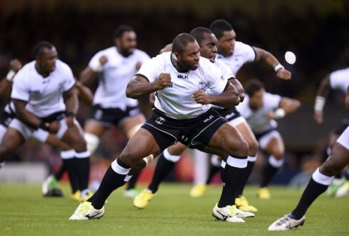 The Fijian threat makes Gwyn Jones more nervous. Photo: Getty Images