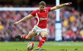 Wales fullback and goal kicker Leigh Halfpenny. Photo: The Telegraph
