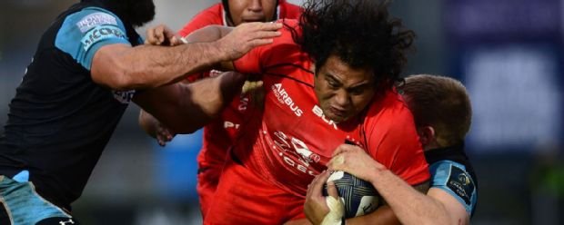 Census Johnston gets call up to play for Samoa in RWC. Photo: Getty Images
