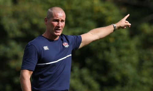 England coach Stuart Lancaster will start a settled side. Photo: Getty Images