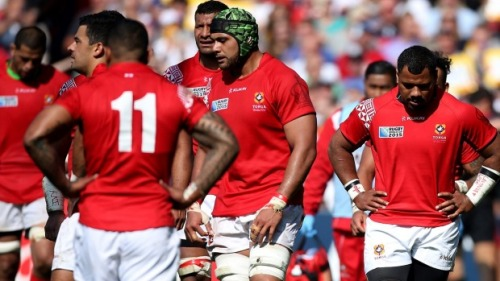 Tonga's early loss to Georgia set the tone for a disappointing opening phase to the Rugby World Cup by Pacific Islands teams.