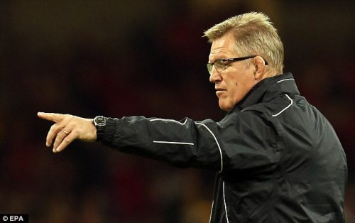 Fiji still needs head coach John McKee's direction. Photo: Daily Mail UK