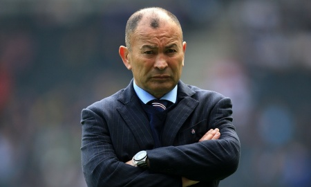 Eddie Jones also said that he would be open to working with the former England coach, Clive Woodward. Photograph: Mike Egerton/PA