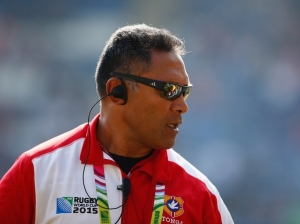 Tongan coach Mana Otai believes the Ikale Tahi have it in them to beat the Kiwis. Photo: Planet Rugby