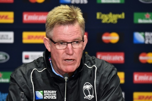 John McKee appeals for global sponsor to aid progrss for Fiji rugby. Photo: The West Australian