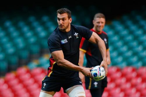 Wales skipper Sam Warburton says Fiji has improved from the team that Wales defeated 66-0 in 2011. Photo: World Rugby