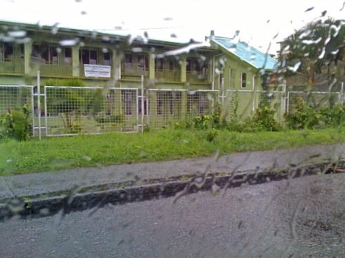 suva rain